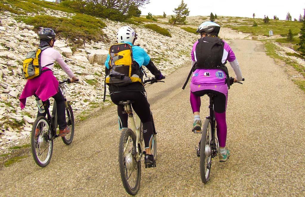 Les parcours cyclables de Savoie et de Haute-Savoie